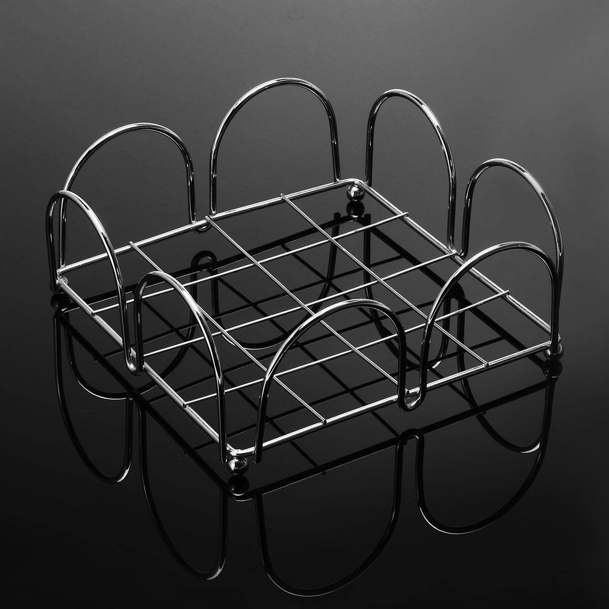 Napkin Holders Home Kitchen Wire Serviette Holder Napkin Dispenser Kitchen Dining Room Table Decor