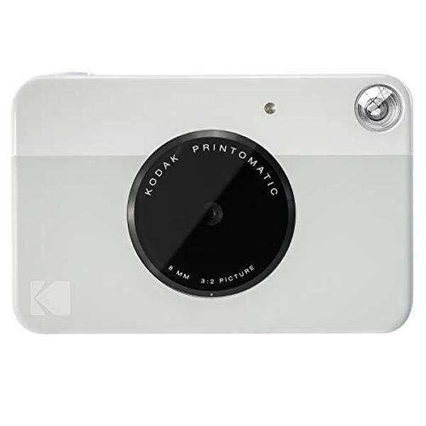 Kodak PRINTOMATIC Digital Instant กล้องพิมพ์, full พิมพ์สี ZINK 2x3 ได้รับการสนับสนุนรูปถ่าย - พิมพ์ความทรงจำทันที
