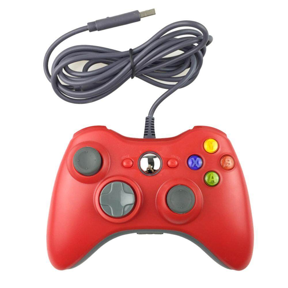Vigo For Xbox 360/Xbox Slim 360 Controller Wired Joystick USB Gamepad Android Smart TV Box Game PC Gamer Joypad