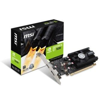 MSI GT 1030 2G LP Graphic Card