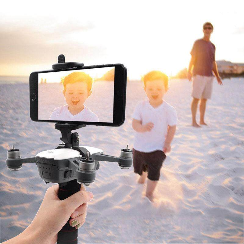 Doxiy Handheld Mobile Phone Camera Gimbal Stabilizer Photography Accessory for DJI SPARK Drone Tool
