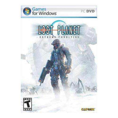 Capcom Lost Planet Extreme PS3