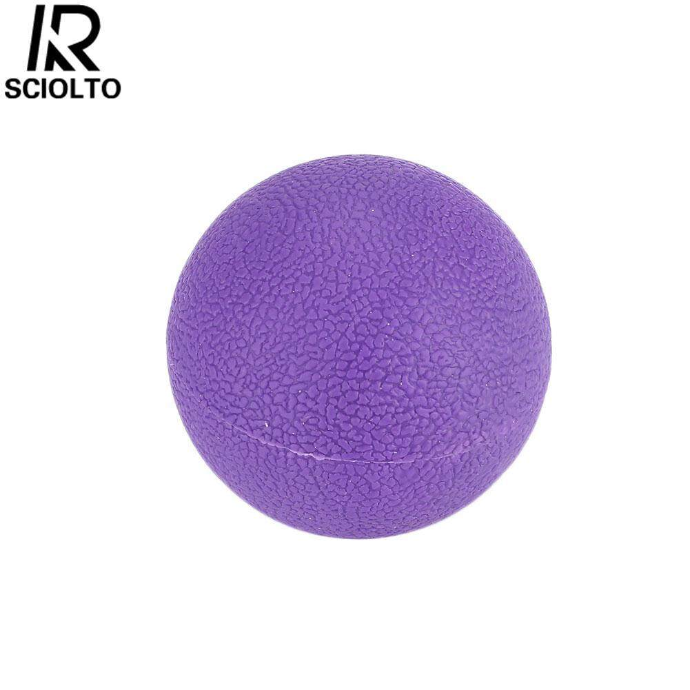 (Free Shipping for WM - Klang Valley,WM - Non Klang Valley,EM - Sabah)SCIOLTO SPORTS Fitness Exercise Massage Foot Relaxing Relieve Fatigue Yoga Lacrosse Ball