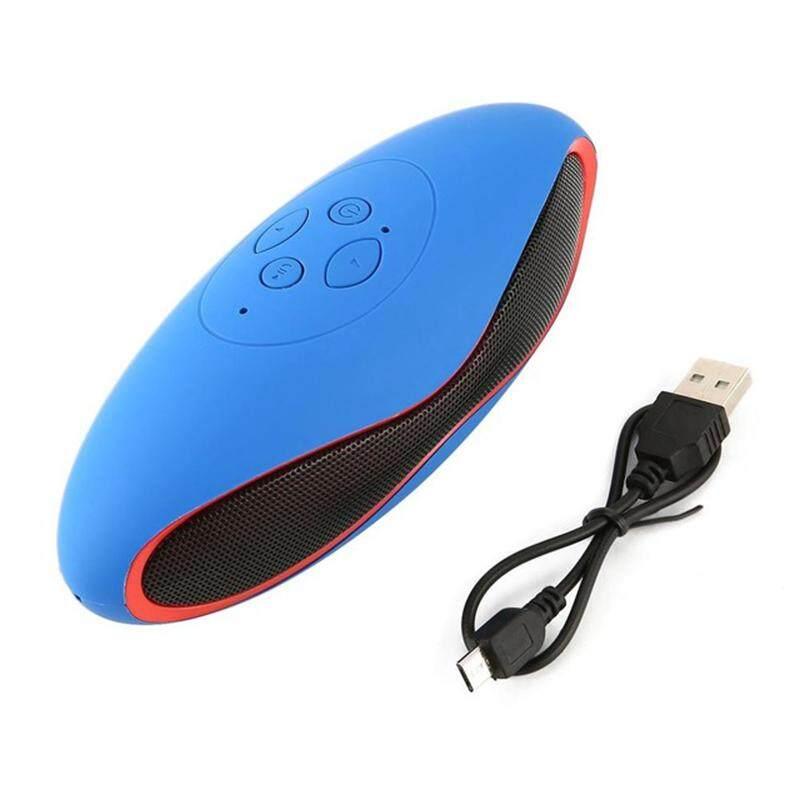Chesy Mini Hình Bóng Đá Loa Bluetooth Loa Di Động Không Dây Âm Thanh 3D Nhạc Stereo Vòm TF USB Siêu Bass