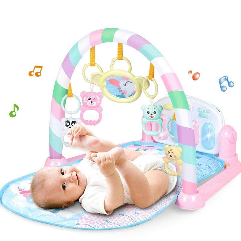 Baby Care Baby Toys Colourful Musical Play Gym Playgym Baby Playing Mat Play Mat - 6015