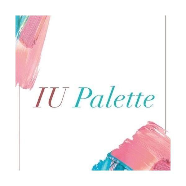 Entertainment Memorabilia IU - [PALETTE] 4TH ALBUM CD+Booklet+Pho