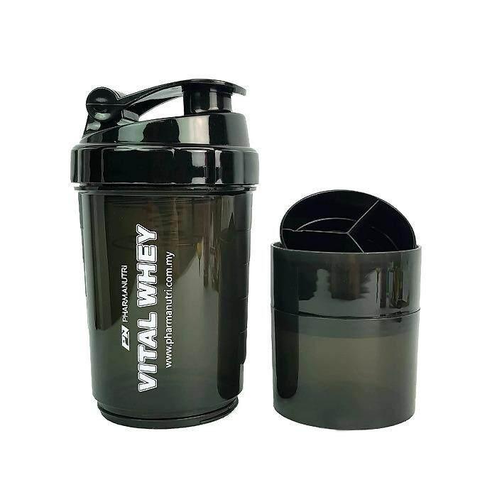 Protein Shaker Net: 3-in-1 Pharmanutri Vital Whey Protein Shaker/Blender/Mixer
