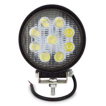 Star Mall 27 วัตต์ไฟ LED ทำงาน 12 โวลต์ IP67 จุด/น้ำท่วมไฟตัดหมอกขับรถวิบาก ATV รถแทรกเตอร์รถไฟ BUS-