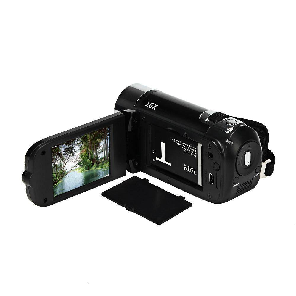 Home Camera HD 1080P 16M 16X Digital Zoom Video Camcorder TPT LCD Camera DV