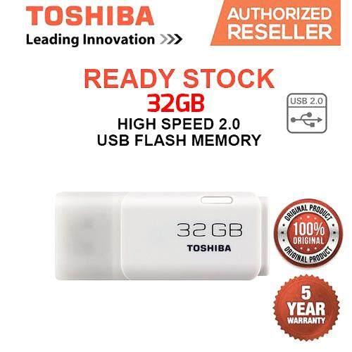 Toshiba 32GB USB 2.0 Trans Memory Hayabusa Stylish & Compact USB Flash Drive / Thumb Drive / Pendrive   Lazada