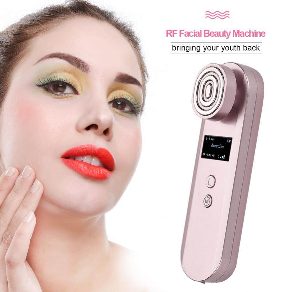 RF Facial Beauty Machine Radio Frequency Anti Wrinkles Slimming Tightening Rejuvenation Skin