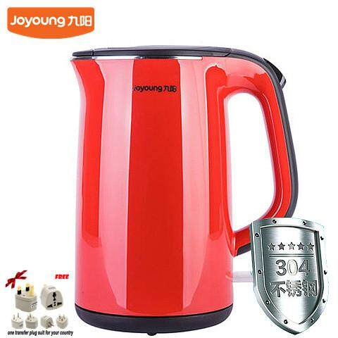 LAHOME Joyoung JYK-17F01 Electric Kettle, Household Stainless Steel 304 Automatic Power-off