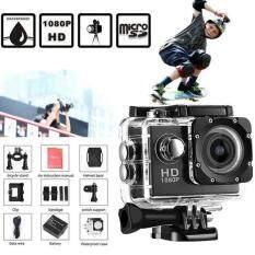 HXM 4 k Cảm Ứng Hai Màn Hình Thể Thao DV Điều Khiển Từ Xa WIFI Ngoài Trời Chống Nước HD Camera Lặn 170 ° Cực camera rộng
