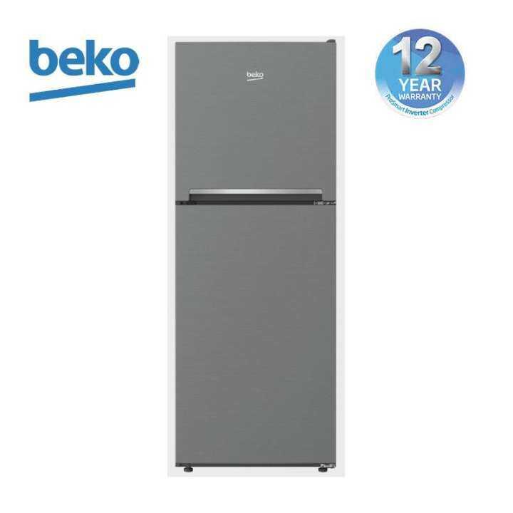 new beko 2 door fridge rdnt230i50vzp with prosmart inverter compressor lazada. Black Bedroom Furniture Sets. Home Design Ideas