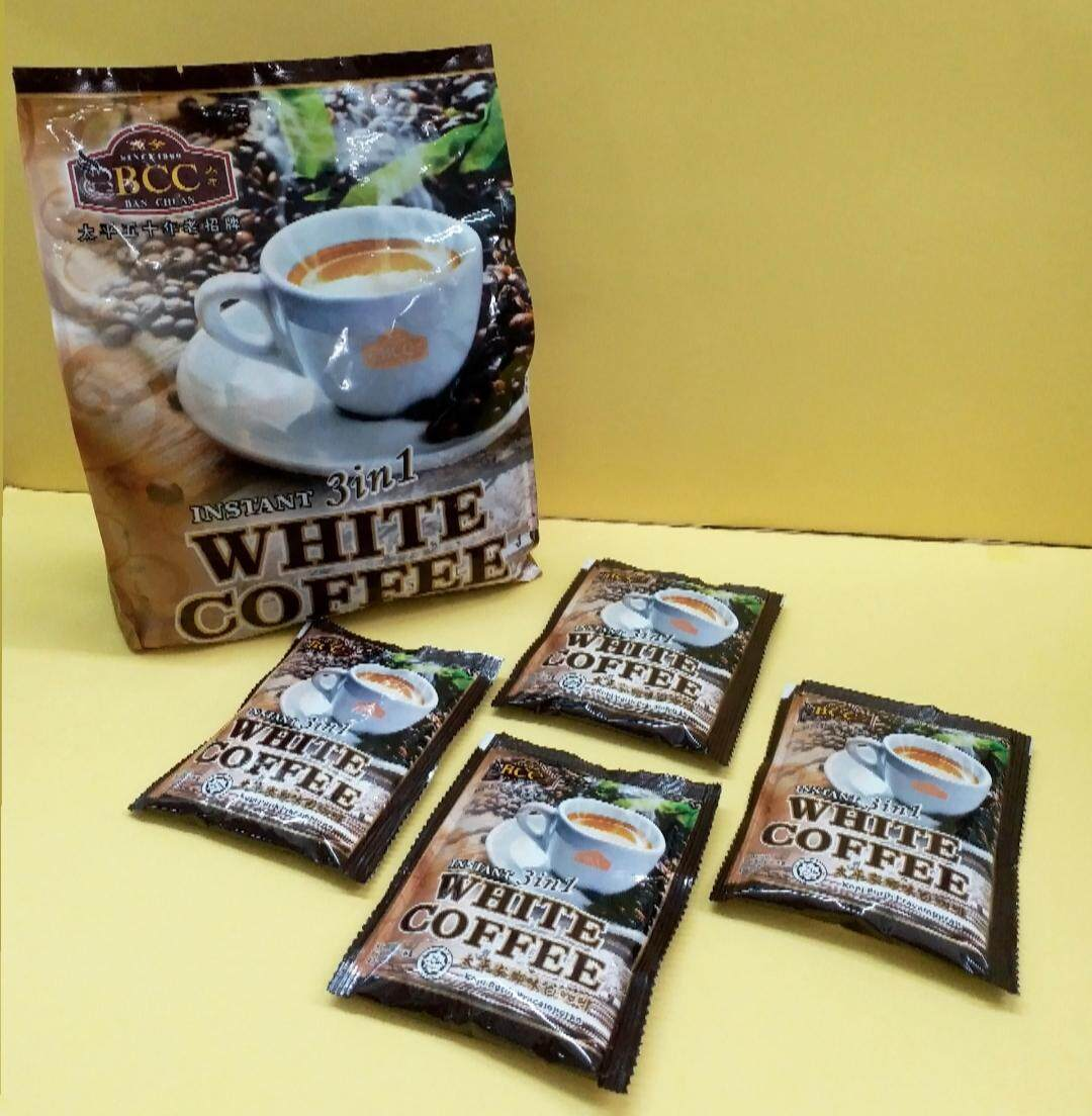 BCC 3 in 1 White Coffee (15 sachets X 40gm)