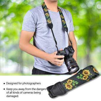 PULUZ 12 Colors Photography Accessories Outdoor Portable Video Camera DSLR Shoulder Strap - intl
