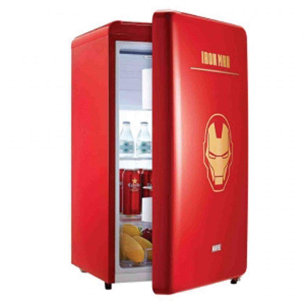 Daewoo Ironman Fridge FN-M125IM (125L) Special Edition Marvel Series (KL & JB only)