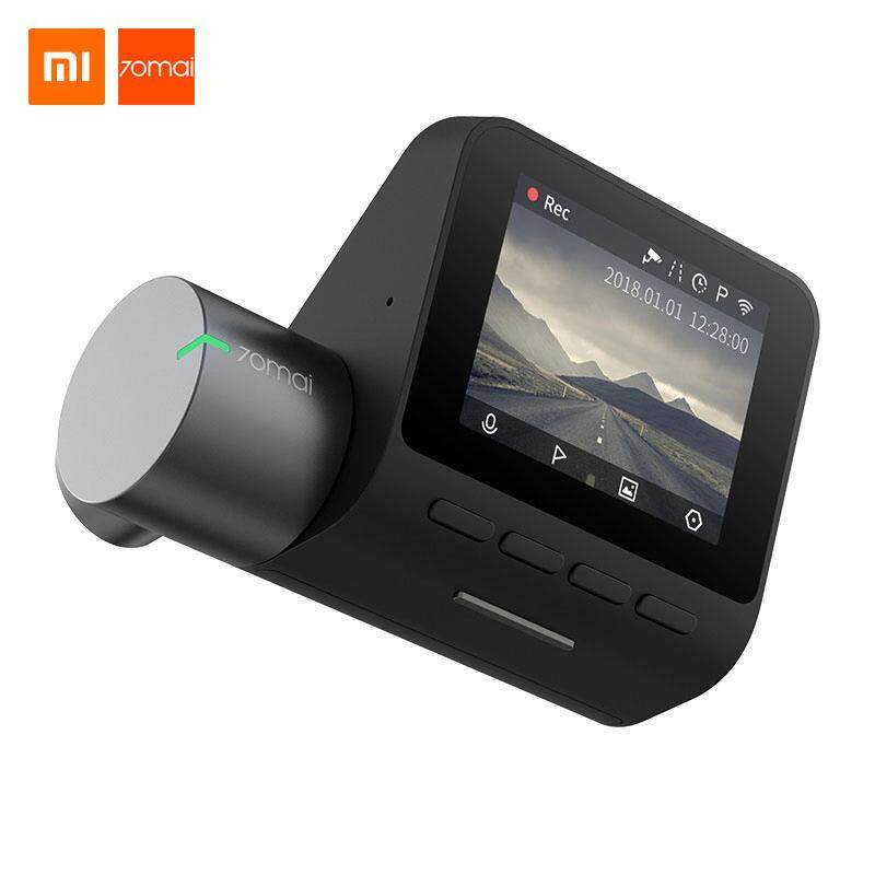 [Global Version] Xiaomi 70mai Dash Cam Pro 1944P Car DVR Camera Wifi English Voice Control Parking Monitor 140 FOV Night Vision  - 8bbcbb22487d5e32ee3c7199f000fbaa - เปิดกล่องกล้องติดรถยนต์เกาหลีสองกล้องหน้า-หลัง