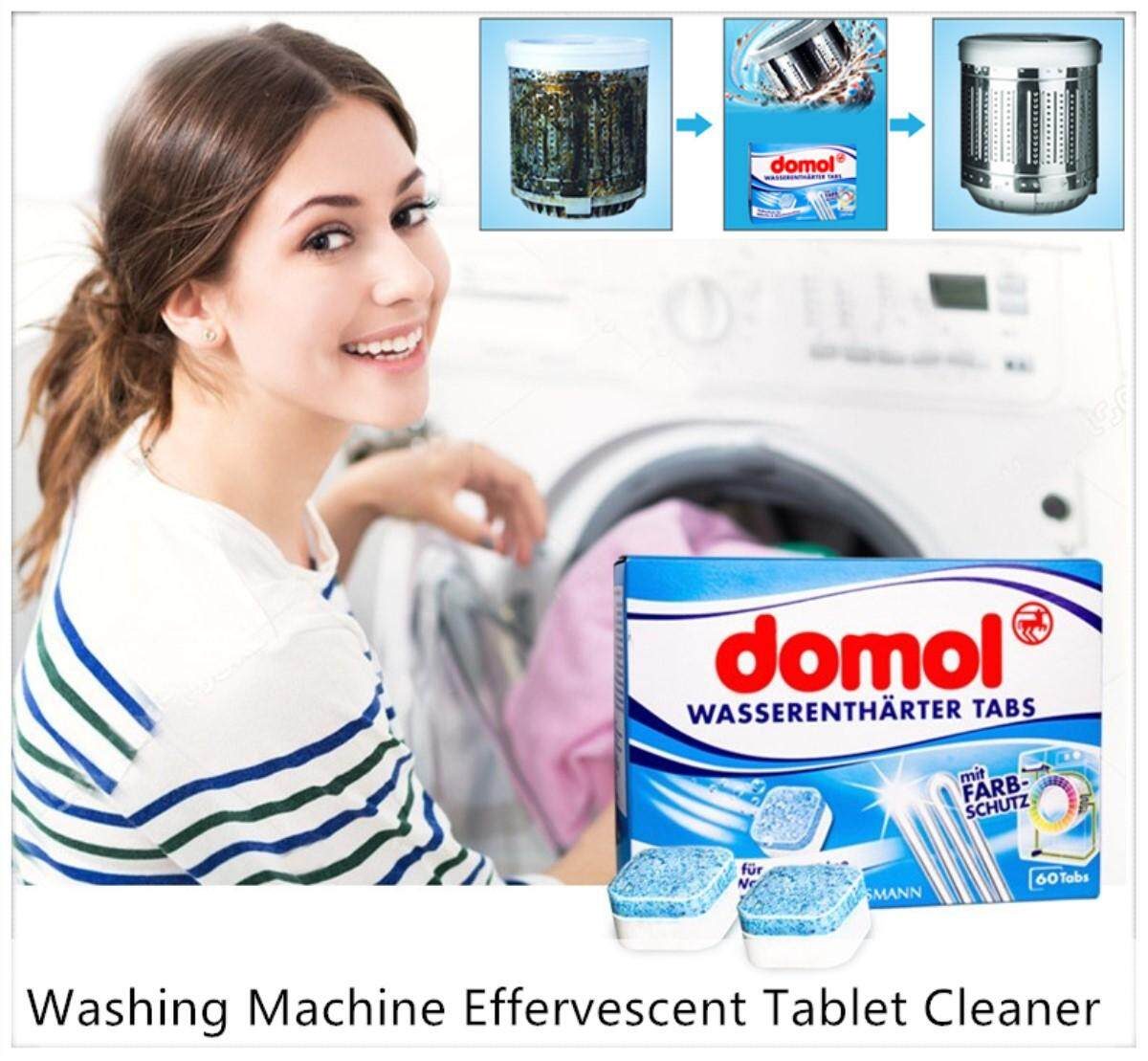 Washing Machine Tank Cleaning Multifunctional Effervescent Cleaner