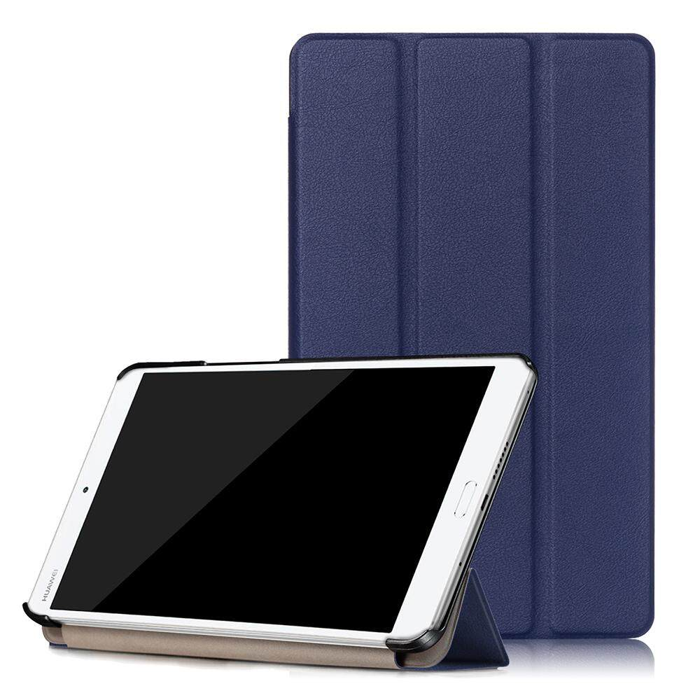 Tri-foldable Protective Case Stand Design for Huawei MediaPad M3