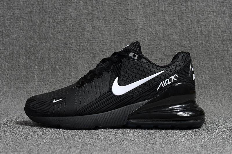 cd0d6a3f8c Nike Air Max Flair 270 Men's Running Shoe Fashion Light Sport Sneakers  (White/Black