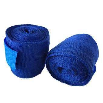 MakeAC กว้าง 5 เซนติเมตรความยาว 2.5 เมตรผ้าฝ้ายสายยืดกีฬา Sanda Muay ที่หุ้มมือผ้าพันชกมวย-
