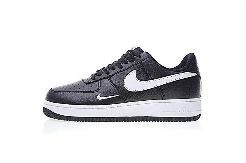bc87d5f45ea47 Nike Air Force 1 Men s Fashion Casual Sneakers Lightweight Sports Running  Shoe (White Black