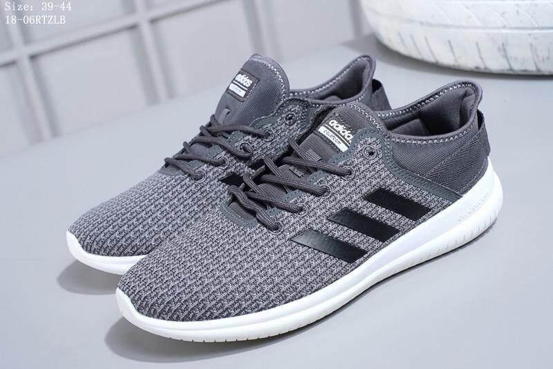 Adidas NEO CF QTFLEX W Men s Running Shoe Breathable Sports Sneakers  (Grey)SGD86.39 1fa70f925e