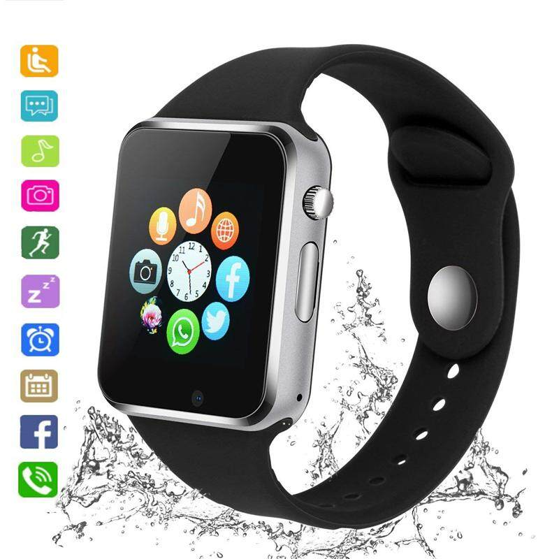 A1 Bluetooth Smart Watch With SIM Phone Call Take Selfie