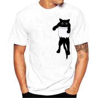 ผู้ชายเสื้อยืดพิมพ์ลายเสื้อเชิ้ตแขนสั้น T เสื้อเสื้อ-