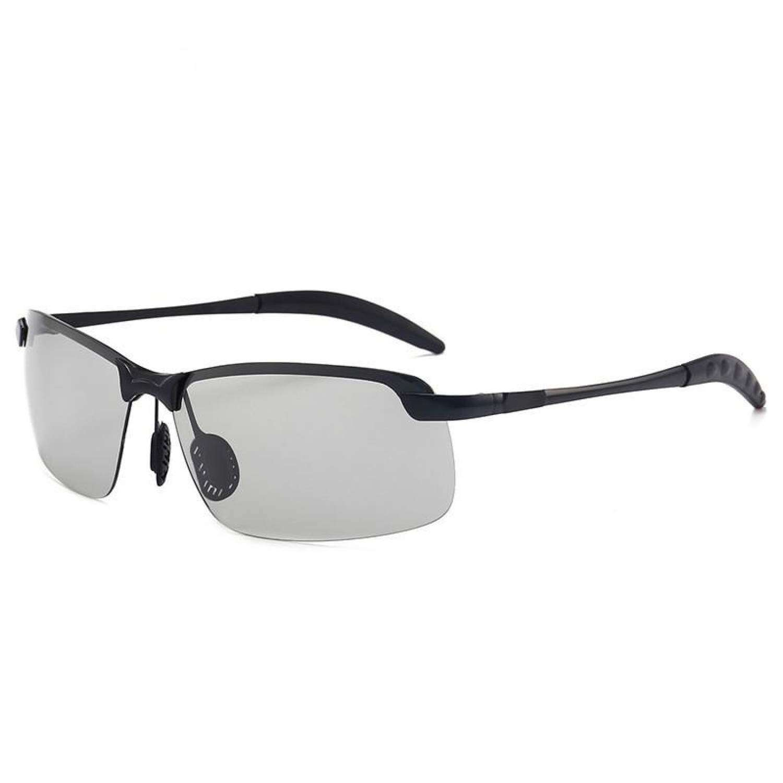 Fitur Lensa Jepit Kacamata Day Vision For Night Driving Black Dan 2018 Intelligent Change Colour Polarizing Drivers Glasses And Men Sunglasses