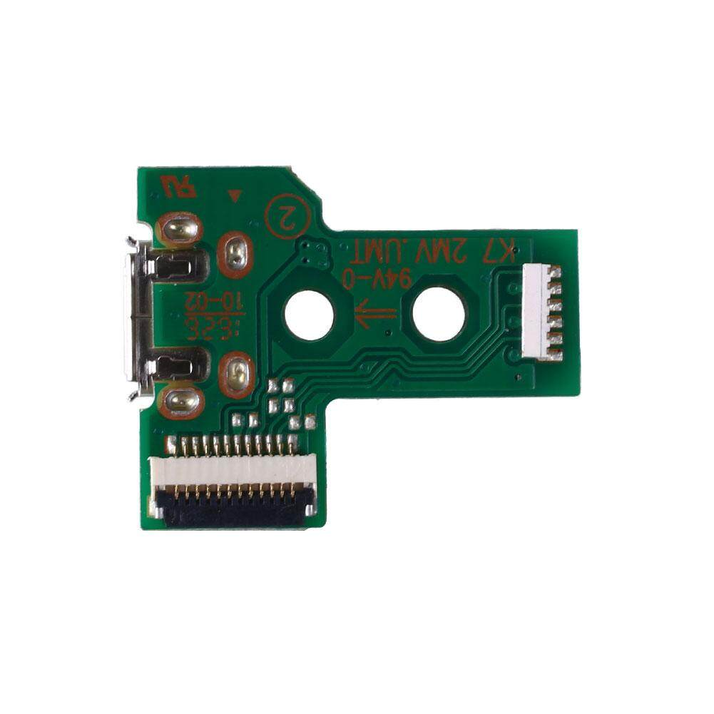USB Power Charging Socket Board JDS-030 Replacement For Sony PS4 Controller - intl