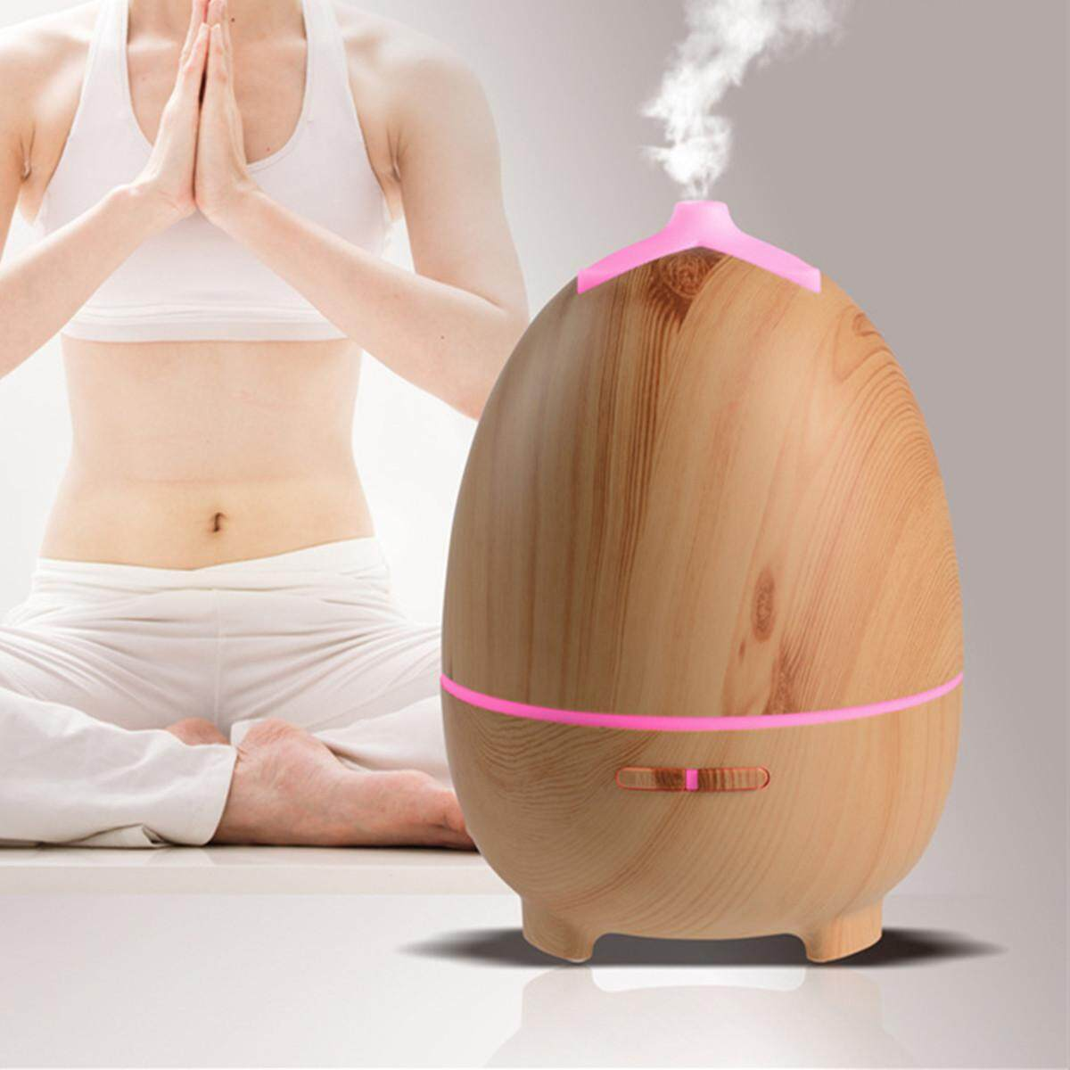 NEW Essential Oils Ultrasonic Aromatherapy Diffuser Air Humidifier Purify 300ML# US Plug