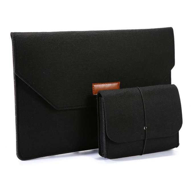 new arrival 24514 557ca Hiware Felt Laptop Sleeve 13 Inch Waterproof Protective Bags Cover ...
