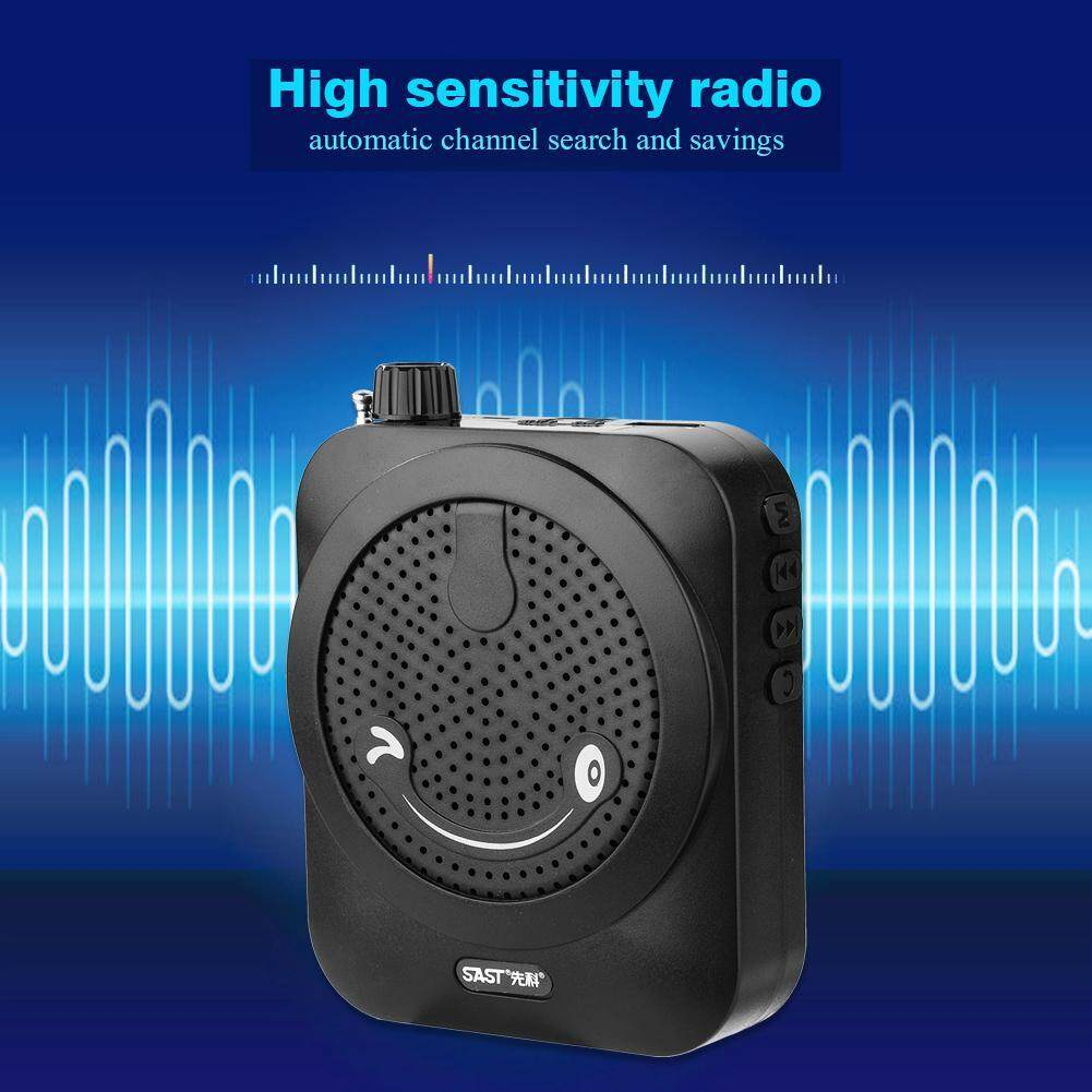 High-power Multifunctional Wireless Professional Portable Microphone Voice Amplifier