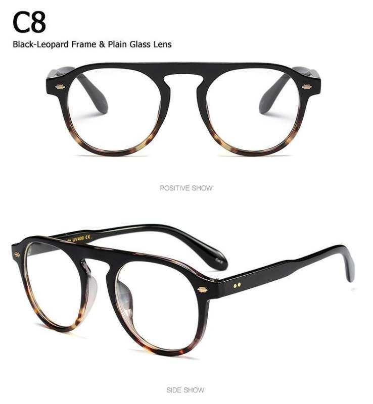 Jackjad 2017 แฟชั่นใหม่ Vintage Vintage สไตล์ Tint Ocean Lens แว่นตากันแดดผู้ชายผู้หญิงการออกแบบแบรนด์แว่นตากันแดด Oculos เดอโซล 92106 By Jingui Yp.