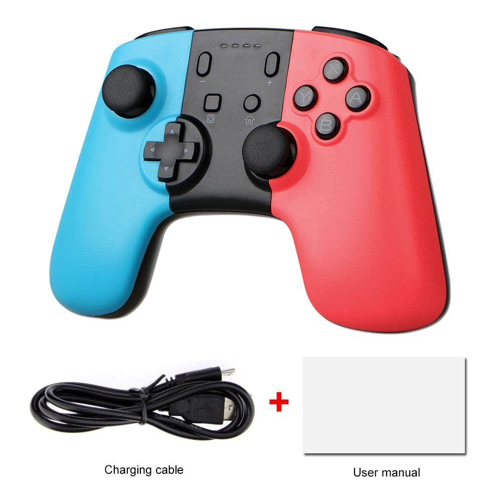 HXM Wireless Bluetooth Pro Gaming Controller Remote Controller With Built-in Battery For Nintendo Switch