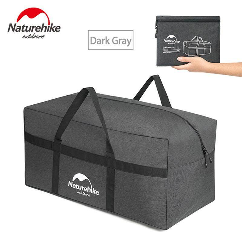 3dcab3bdf4d0 NatureHike 100L Large capacity Swimming Bags Waterproof Travel Hiking Gym  Tote Outdoor Foldable Storage Handle Bag