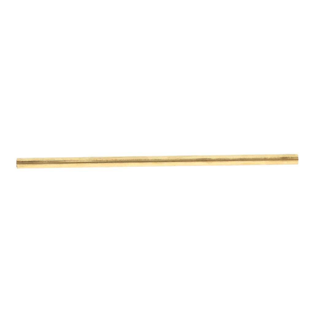 "Lathe Bar Stock 4/""//10cm Diameter 4mm Solid Brass Round Bar Rod"