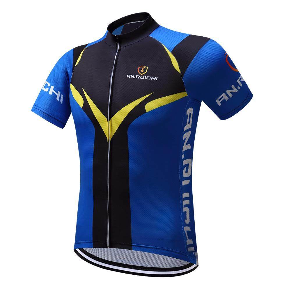 100% Polyester Cycling Jersey Summer Sportswear Bicicleta cycling jersey Cycling Clothing Short Sleeves