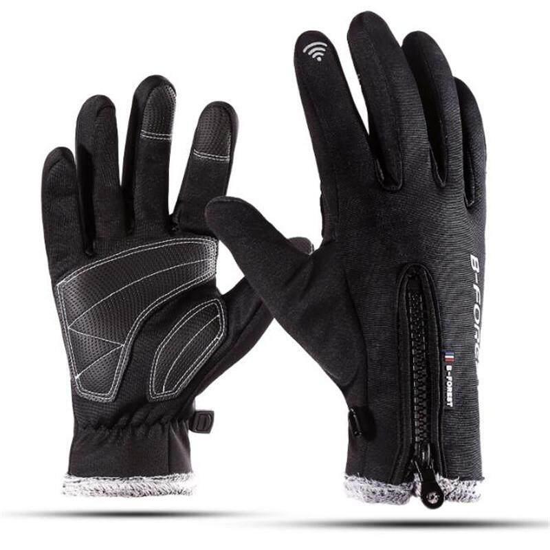 New Women Men Sports Warm Thermal Windproof Ski Snow Motorcycle Snowboard Gloves