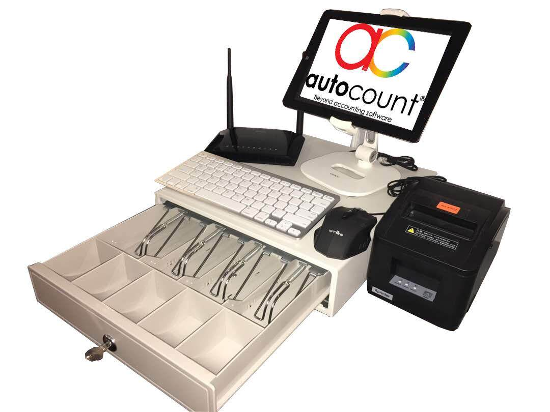 Autocount joi 8 retail pos system - standard