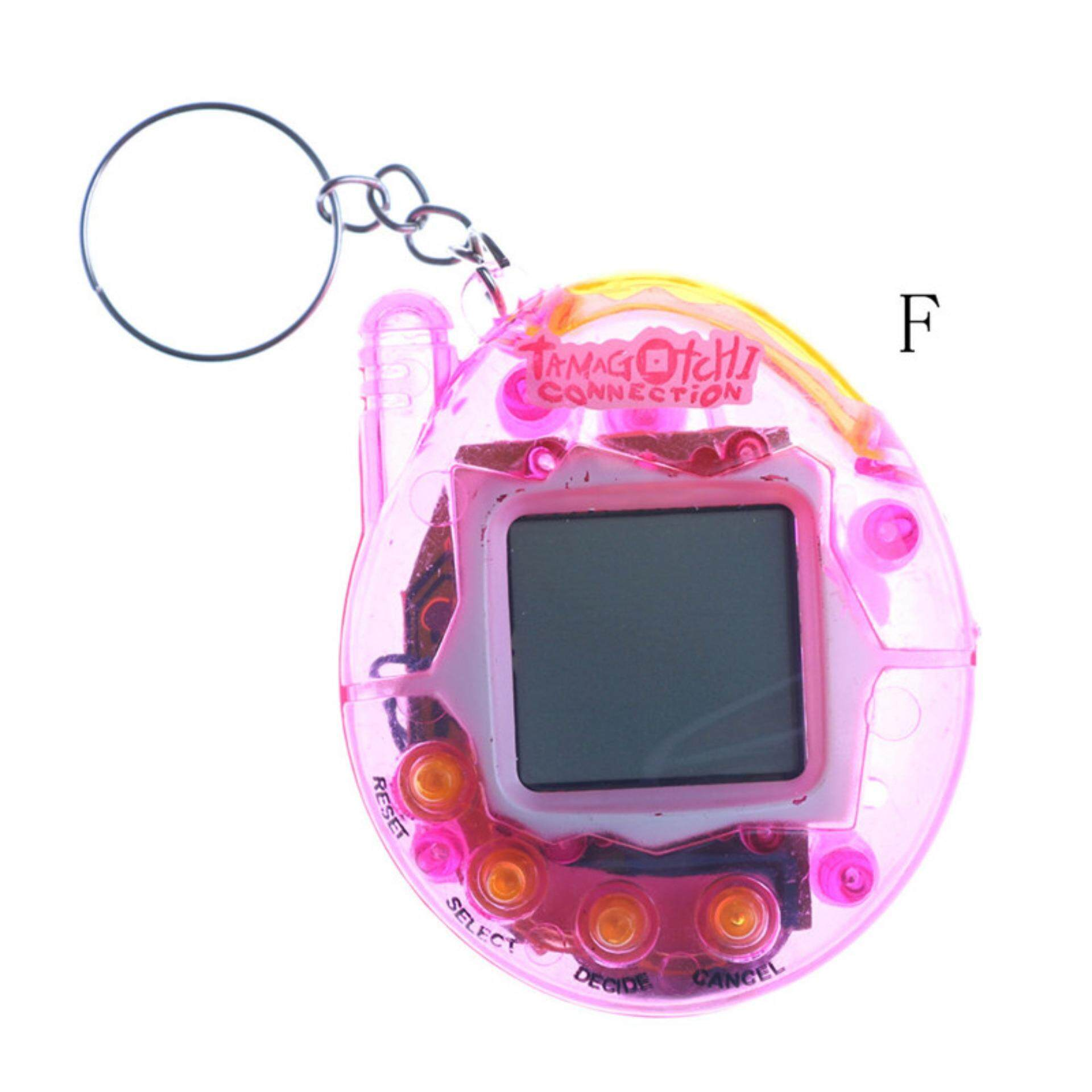 Nostalgic Tamagotchi 49 Pets In 1 Virtual Cyber Random Pet Toy Tiny Game  Type:F image