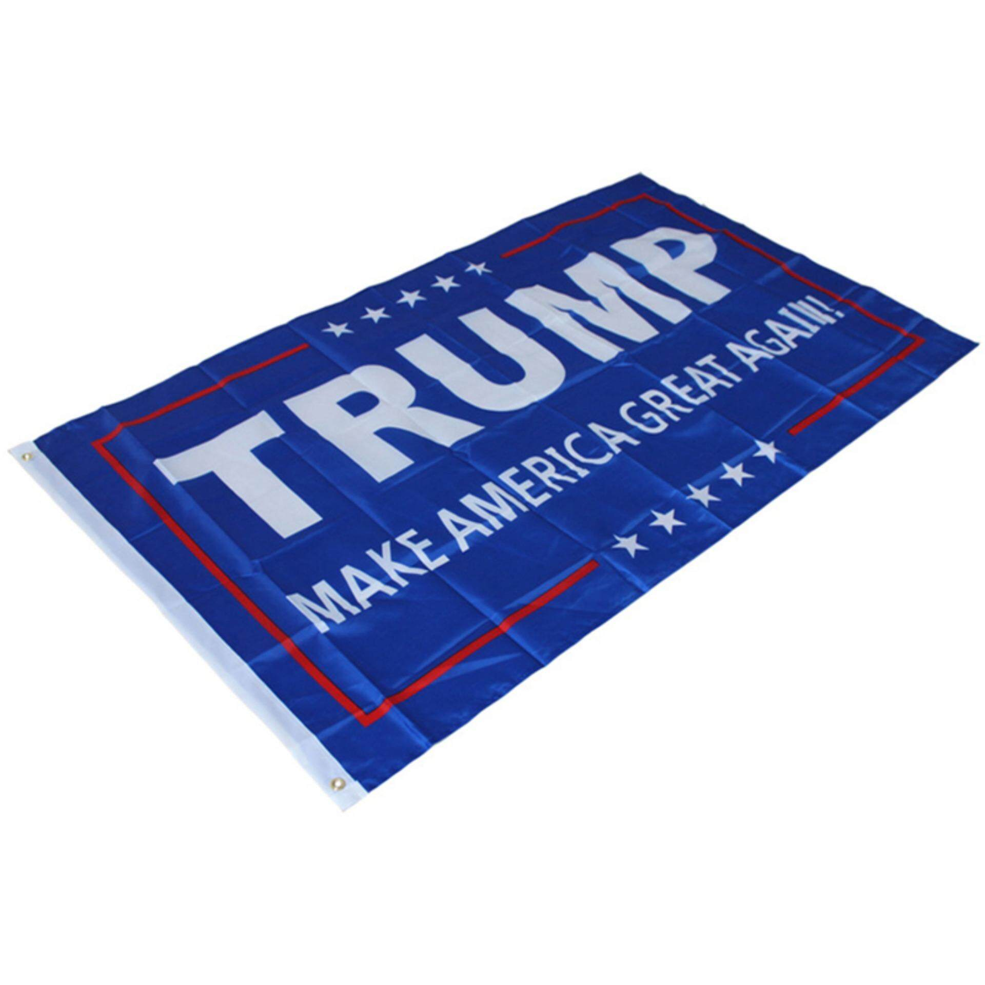 Donald J. Trump 3 X 5 Foot Flag Make America Great Again For President Whole