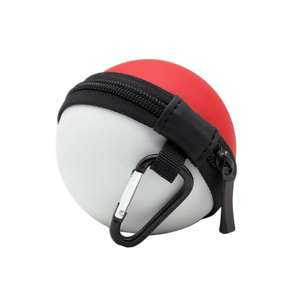 Carrying Case Cover for Nintendo Switch Poke Ball Plus Controller Eevee For Nintend Switch Storage Bag EVA Protective Game Bag