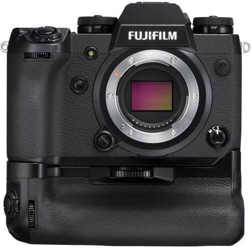 Fujifilm X-H1 Body with Battery Grip (Fujifilm Malaysia)
