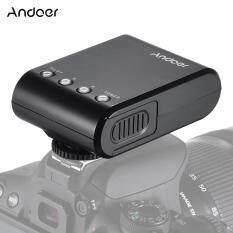 Andoer WS-25 Đèn Flash Giao Thông Kỹ Thuật Số Mini Cầm Tay Chuyên Nghiệp Đèn Flash Speedlite Trên Máy Ảnh Đèn Flash Với Giày Nóng Thông Dụng GN18 Dành Cho Máy Ảnh Canon Nikon Sony A7 Nex6 HX50 A99