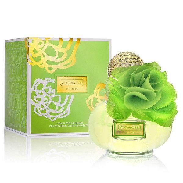 **Original** Coach Poppy Citrine Blossom 50ml EDP Spray perfume women