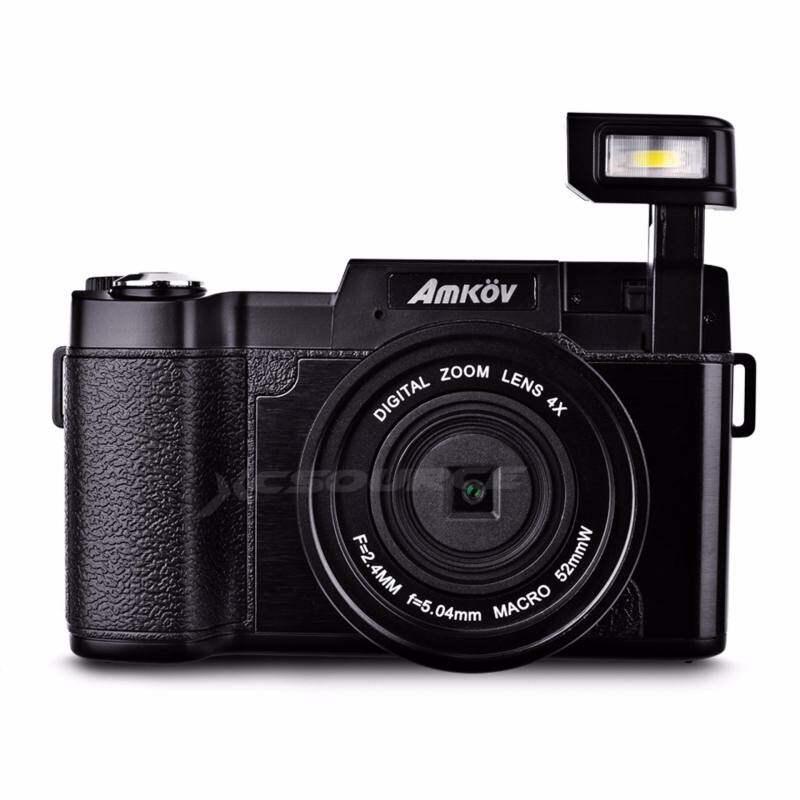 """GladBuy Amkov 24MP digital camera FHD 1080P video 3"""" LCD camera with UV filter LF766"""