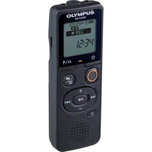Olympus VN-541PC Digital Voice Recorder (BLACK)Olympus Malaysia
